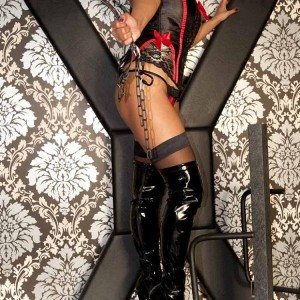 Mistress Kali nu bij privehuis Dreamgirls in Bergen op Zoom